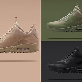 Nike - NIKE AIR MAX 90 SNEAKERBOOT PATCH PACK