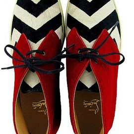 Roller-Boat Spikes Shoes