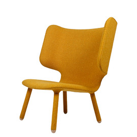 Noergaard & Kechayas - Tembo Lounge Chair, Yellow