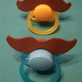 Easy makes me happy - Mustache Disguise printables