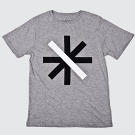 SATURDAYS SURF - Asterisk T-Shirt / GRAY
