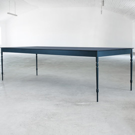 "Mint - ""Turned"" table"