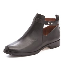 Elizabeth and James - Pine Cutout Booties