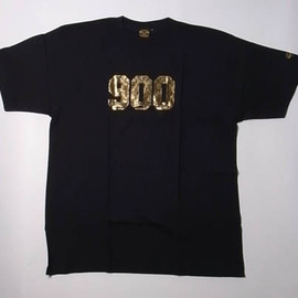 BBP, DJ MARK THE 45KING - 900 TEE