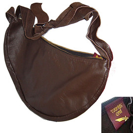 WORLDS END - Worlds End Leather BANANA BAG ワールズエンド レザー バナナバッグ