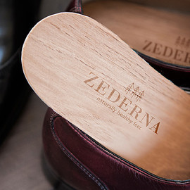Zederna - Cedar Wood Insoles