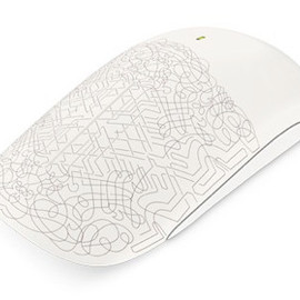 Microsoft - Touch Mouse Artist Edition