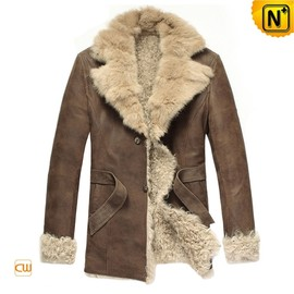 CWMALLS - Shearling Sheepskin Coats uk CW833213 - cwmalls.com