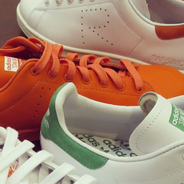 adidas Originals, RAF SIMONS - STAN SMITH BY RAF SIMONS