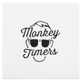 MONKEY TIMERS - MONK (INC.THE BACKWOODS REMIX)   [Di