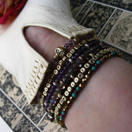 CATHERINE MICHIELS - Click Here for The Stardust Bracelets