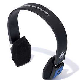 "stussy - stussy x bluetribe ""Bluetooth Stereo Headset / SBT02ST"""