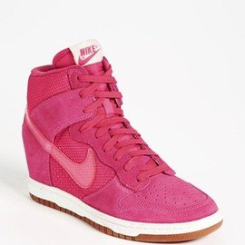 Nike - 'Dunk Sky Hi' Wedge Sneaker (Women)