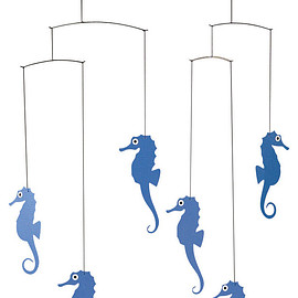 Flensted Mobiles - Sea Horse Mobile