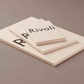 Choosing Keeping - Rivoli Writing Paper Pad in Pink