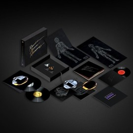 Daft Punk - Random Access Memories - Deluxe Box Set Edition