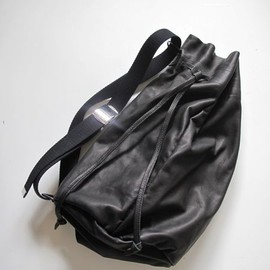 SUNSEA - Tommorrow's Joe Leather Bag
