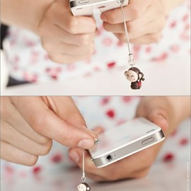 quirky - Blingits - charm your phone