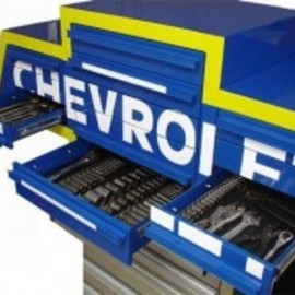 CHEVROLET - Bowtie Shape Tool Chest