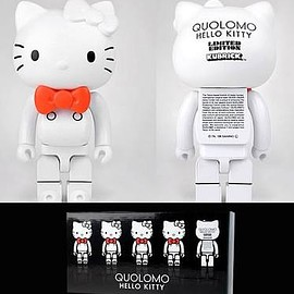 MEDICOM TOY - QUOLOMO HELLO KITTY KUBRICK  400% - Google Search / 「QUOLOMO HELLO KITTY KUBRICK  400%」の画像検索結果