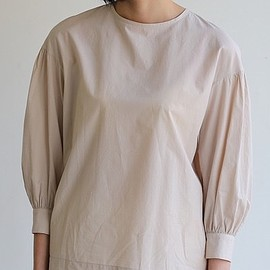 ARTS&SCIENCE - Round cuff blouse