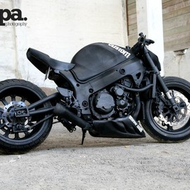 Streetfighter Motorcycle - /