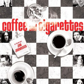 Jim Jarmusch - Coffee and Cigarettes poster