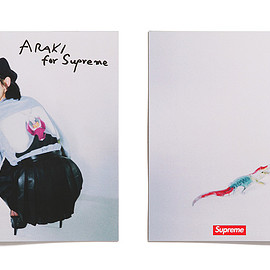 Supreme - ARAKI for Supreme