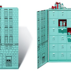 TIFFANY&Co. - Holiday Advent Calendar