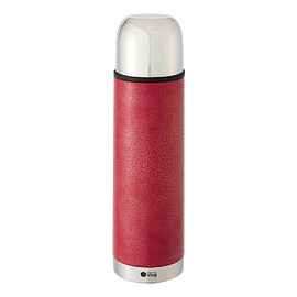 thermo mug - Bumpy Bottle_RED