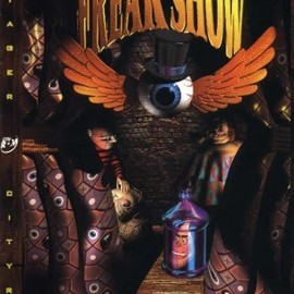 The Residents - Freak Show (PC CD-Rom)