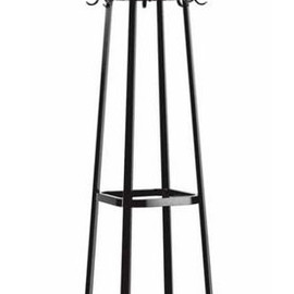 THONET - Traditional bent-wood coat rack