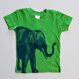 Lucky Fish - Elephant T-Shirt