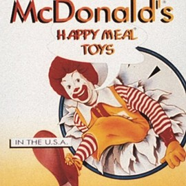 Terry Losonsky, Joyce Losonsky - McDonald's Happy Meal Toys in the U.S.A.