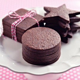 Sweetapolita - The Perfect Dark Chocolate Sugar Cookie