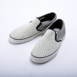 Vans Vault, Kvadrat - Classic Slip-On (black)