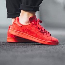 adidas originals - ADIDAS ORIGINALS STAN SMITH RED/RED/POWER RED