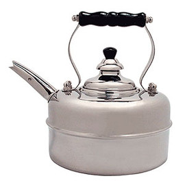 Simplex - Chrome Tea Kettle