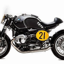 Officine Sbrannetti - #007 Spirit Of Zeller / Bmw NineT