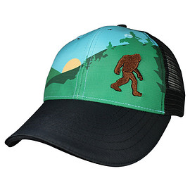 Headsweats - Trucker Hat - Bigfoot Blue