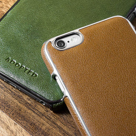 ADOPTED - SADDLE LEATHER FOLIO CASE iPhone 6 Plus