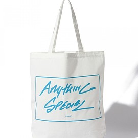 TOKYO CULTUART by BEAMS - PLACER WORKSHOP / ANYTHING Special to Drink Tote Bag