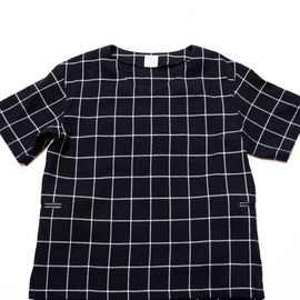 SUNSEA - Windowpane Tee