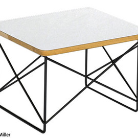 Eames - Wire-Base Table LTRT