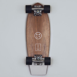 SALT SURF - Skateboard- Pigeon Grey