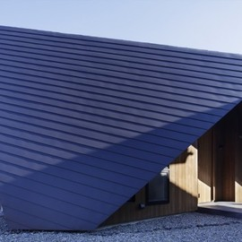 TCS Architects - Origami House, Mie, Japan