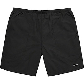 Supreme - 20SS Nylon Water Short Black