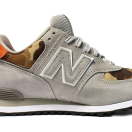New Balance - Ball and Buck x New Balance US574
