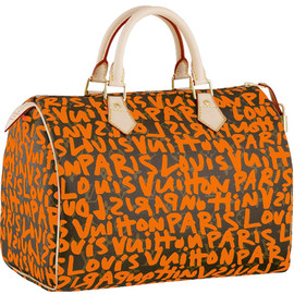LOUIS VUITTON - KEEPALL STEPHEN SPROUSE