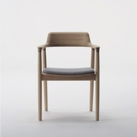 Maruni - Arm chair (Cushioned) / Hiroshima